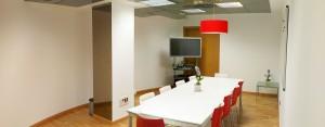 Centro de Negocios Puerta Cinegia - Sala de reuniones y videoconferencia